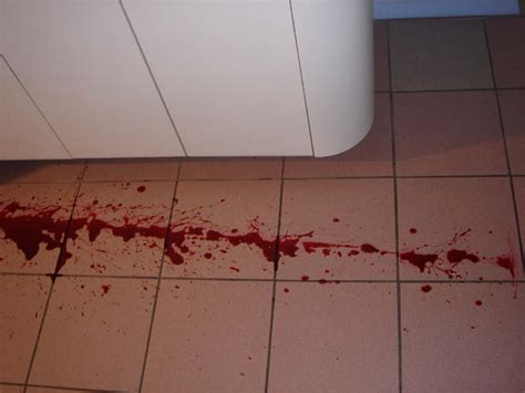 blood loss in the bathroom stall rahul x files