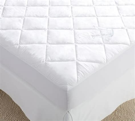 waterproof pads for beds waterproof mattress pad pottery barn