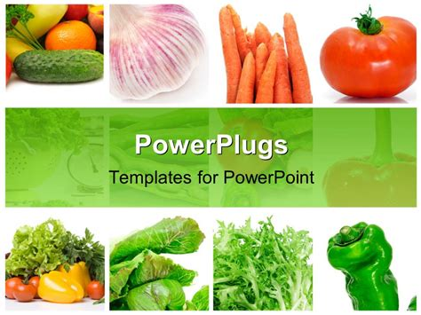 powerpoint templates vegetables free download free vegetable garden powerpoint template modern patio