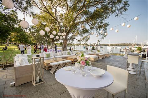 Perth's Best Waterside Wedding Venues   Delish Ice