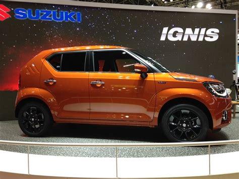 Maruti Suzuki Features Maruti Suzuki Ignis Features Price Ignis Features List