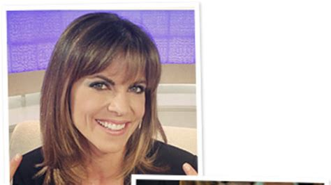 how does natalie morales style her hair new bangs alert rachel zoe and natalie morales instyle com
