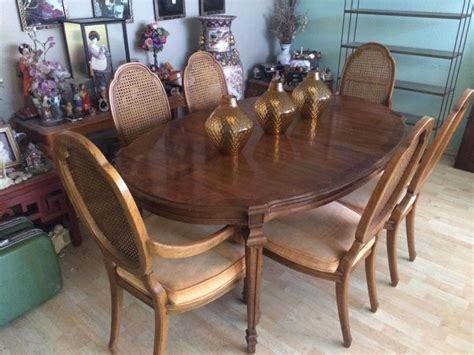 Drexel Heritage Dining Room Sets Drexel Heritage Dining Table And Chairs For Sale Classifieds