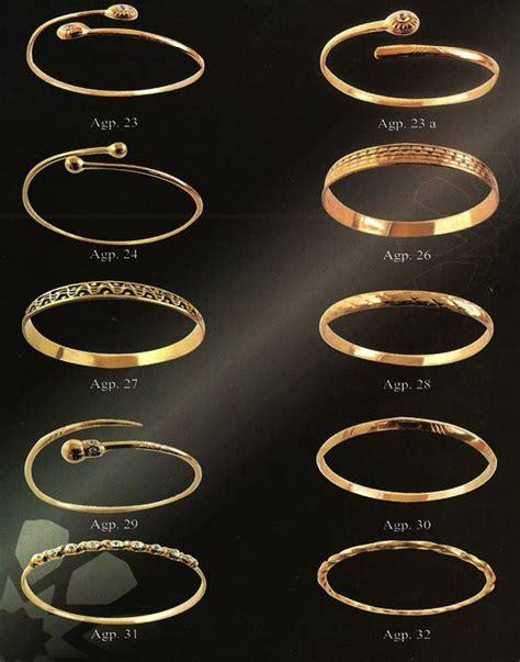 Anting Sircon gelang bracelet 1 golden sand jewelry