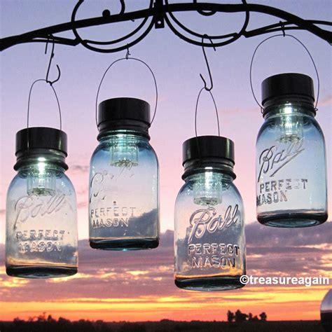 Hanging Mason Jar Lights 4 Ball Mason Jar Solar Lights Solar Jar Lights