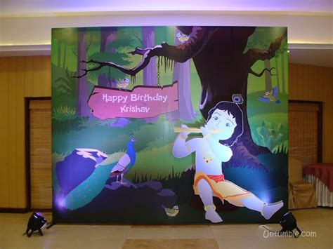 krishna themes com little krishna theme backdrop untumble com