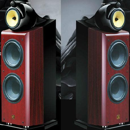 powerful hifi audio tower speaker professional home