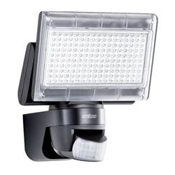 Outdoor Pir Led Lights Steinel Xled Home 1 Pir Sensor 12w Led Outdoor Security Flood Light In Black