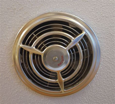 vintage kitchen ceiling vent fans how can i insulate kitchen vent to prevent cold air