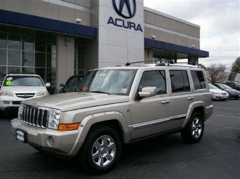 automobile air conditioning service 2008 jeep commander head up display jeep commander 2 used beige 2008 jeep commander cars mitula cars