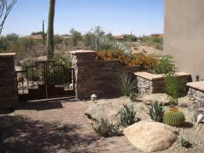 Gardening In Arizona A Look At Scottsdale Landscaping Desert Crest