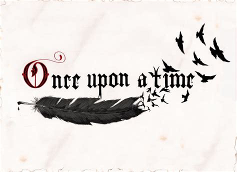 once upon a time tattoo once upon a time by valentineau on deviantart