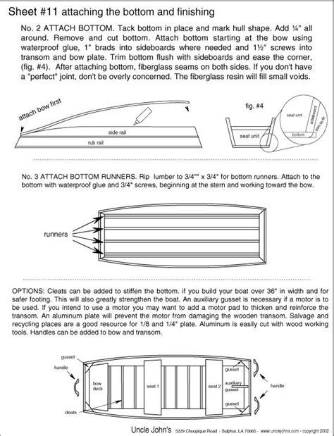 aluminium boot pläne 1000 ideas about boat plans on pinterest plywood boat