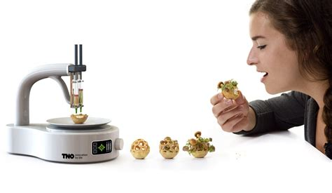fruit 3d printer 11 food 3d printers from the future 3d printing industry