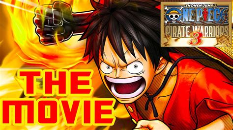 one piece film 11 youtube one piece pirate warriors 3 the movie 2015 all