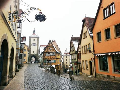 wohnung rothenburg ob der tauber rothenburg ob der tauber beautiful town travel and tourism