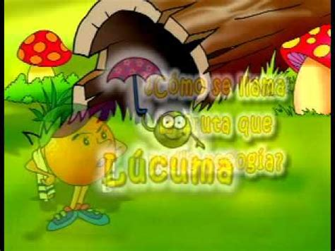 el twist de las frutas video video cuento infantil youtube