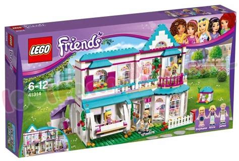 lego friends huis olivia lego friends stephanies huis 41314 lego friends lego