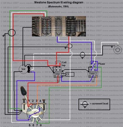 westone guitar wiring diagram free wiring diagram