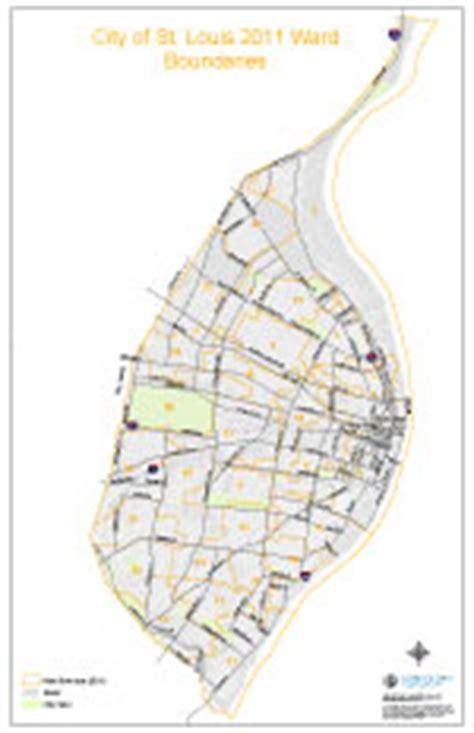 citywide ward map 2011
