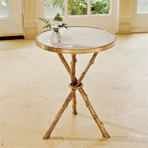 Zara Home Side Table Catching My Eye Twig Tables Design Scouting