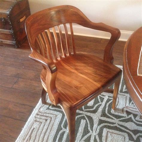 johnson chair my refinished johnson chair company classic banker s chair