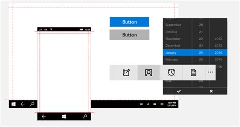 microsoft powerpoint templates for uwp microsoft publishes new design guidelines for universal
