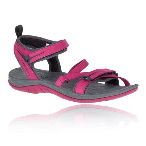 waterproof sandals merrell siren womens pink waterproof trekking