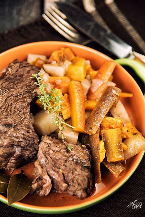 dutch oven beef roast paleo leap