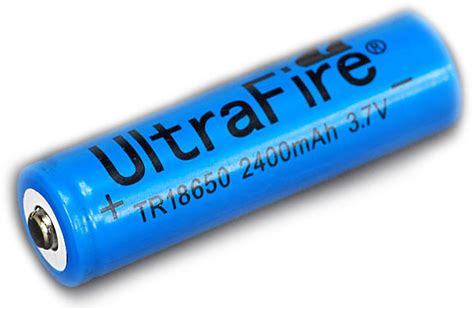 ultrafire 3000mah protected rechargeable li ion battery