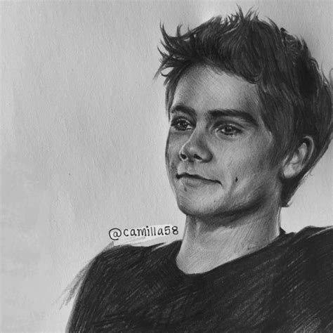 detailed pencil drawings o brien by camilla58 on deviantart