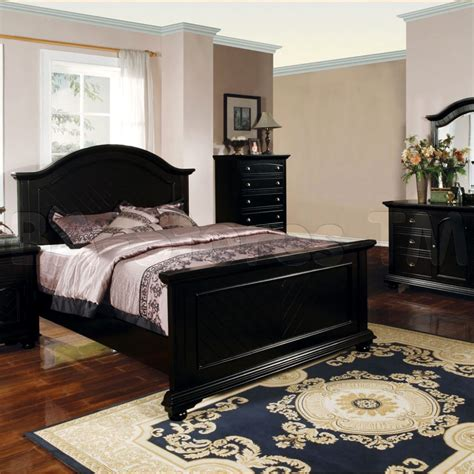 black and white bedroom with wood furniture solid wood black bedroom furniture