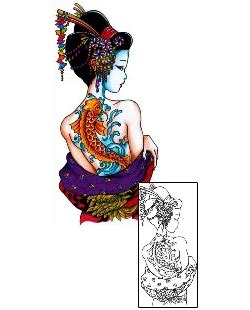 geisha tattoo wiki tattoo johnny geisha tattoos