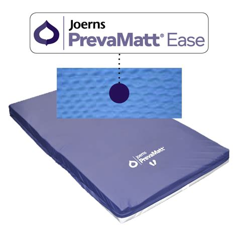 beds with ease joerns prevamatt ease mattress is designed for comfort