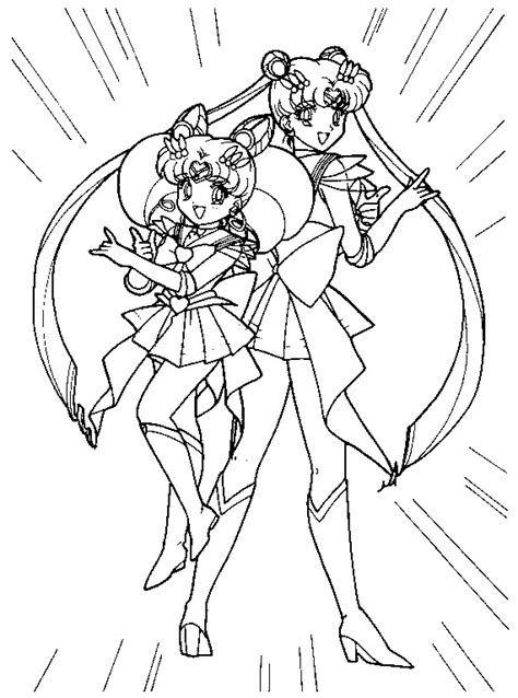 coloring page of lottie moon the gallery for gt eternal sailor moon coloring pages
