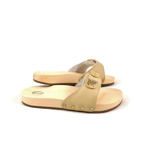dr scholl exercise sandals uk scholl pescura flat original wooden sole sandals sand