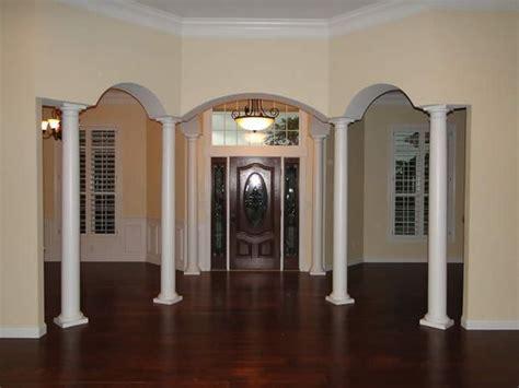 interior columns for homes columns inside homes columns interior custom homes by tompkins construction debbie s