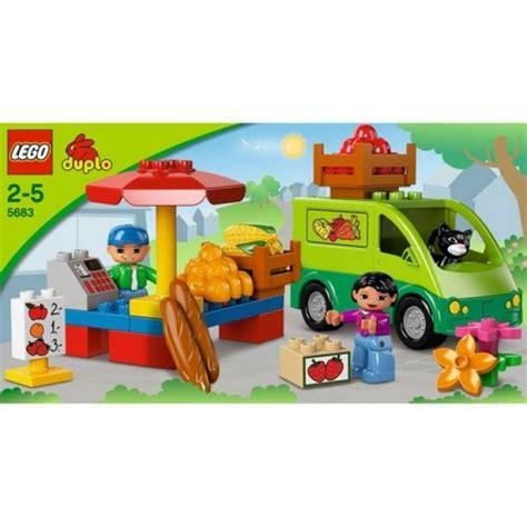 Lego 5683 Duplo goedkoop lego duplo marktkraam 5683 kopen bij