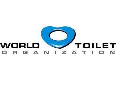 world toilet organization toilet is a necessary mean for every human being