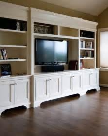 Tv Stand With Bookshelves - white tv cabinet bookshelf traditional family room charleston by hostetler custom cabinetry