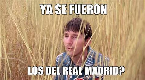 Meme Vs Meme - los mejores memes que dej 243 el cl 225 sico del futbol real
