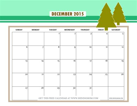 printable monthly planner december 2015 2015 printable holiday calendar page 2 search results