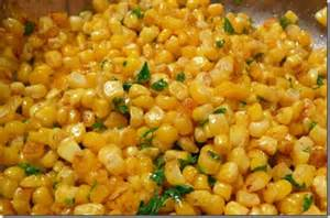 corn side dish recipes for thanksgiving thanksgiving side dishes caramelized corn and green