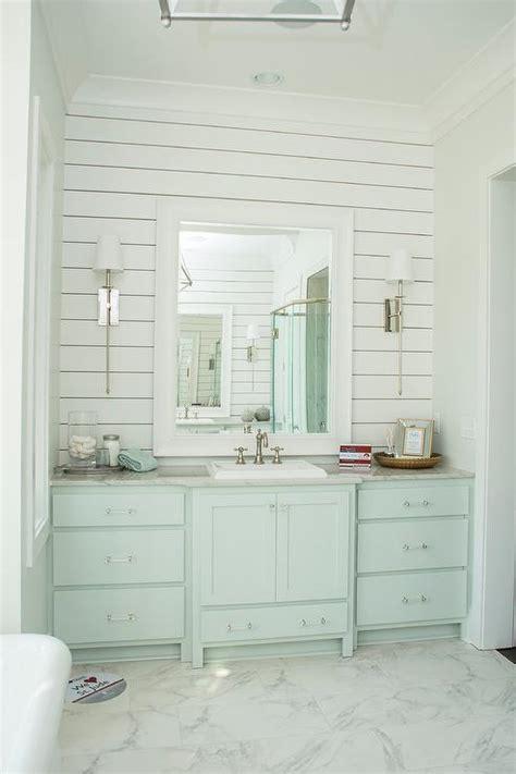 shiplap vanity bathroom shiplap accent wall design ideas