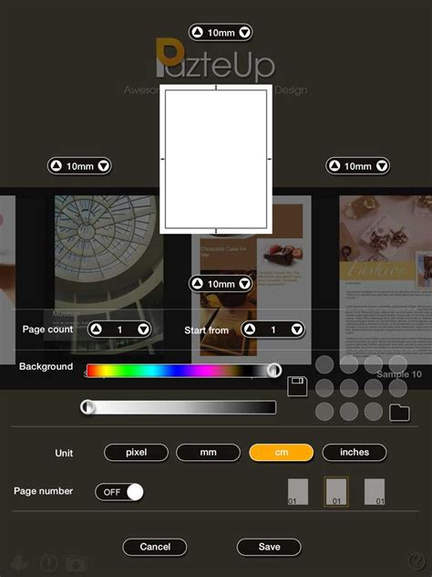 layout design app ipad pazteup document layout and design tool for ipad ipad