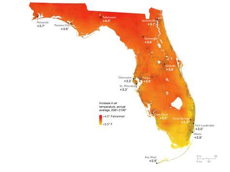florida climate change map matelic image florida s climate