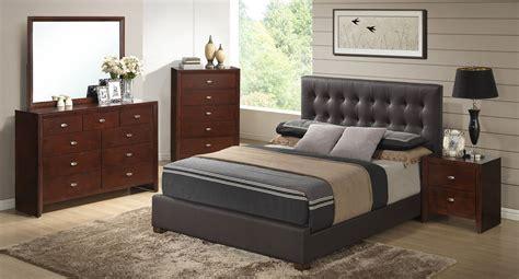 Carolina Bedroom Set W 8101 Upholstered Bed Bedroom Carolina Bedroom Furniture