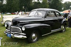 1946 Chevrolet Coupe Picture Of 1946 Chevrolet Fleetmaster Coupe