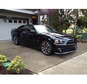 &187 This Week's Wheels 2012 Dodge Charger SRT8