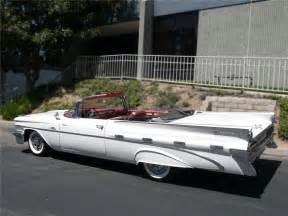 1959 Pontiac Convertible 1959 Pontiac Bonneville Convertible 79054